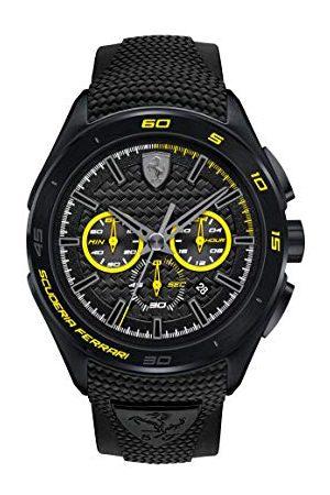 Scuderia Ferrari Herrarmbandsur datum klassisk kvarts 830345