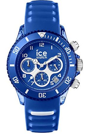 Ice-Watch – Ice Aqua Marine – herrklocka med silikonarmband – Chrono bandet Medium