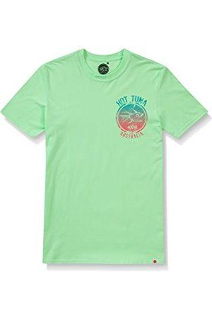 Hot Tuna Het Tuna män färg fisk kortärmad t-shirt