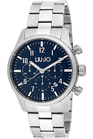 Liu Jo Herr kronograf kvartsur med rostfritt stål armband LJW-TLJ1235
