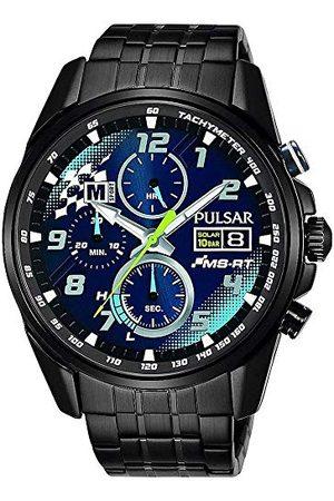 Pulsar Kvarts klocka med rostfritt stål armband 8431242968971