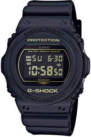 Casio Unisex digital kvartsklocka med plastrem DW-5700BBM-1ER