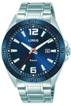 Lorus Herr analog kvartsklocka med metallarmband RH913NX9
