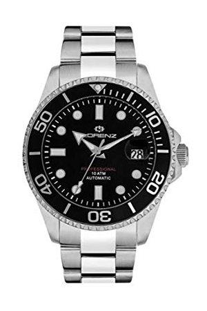 Stadlbauer Lorenz herr analog automatisk klocka med rostfritt stål armband 030081AA