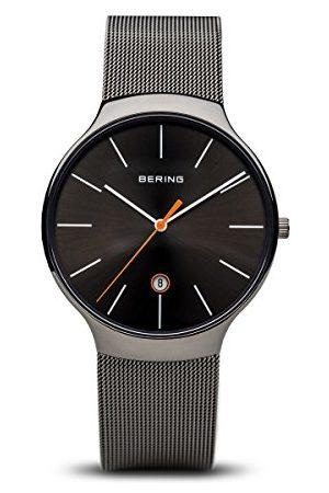 Bering Unisex armbandsur analog kvarts rostfritt stål 13338-077