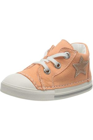 Däumling Baby-flicka esther sneakers, rosa19 EU