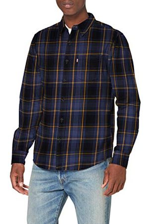 Levi's Herr Sunset 1 Pocket Standard Shirt