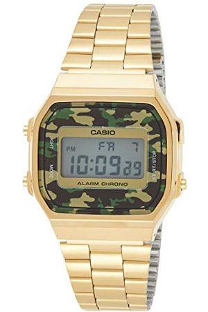 Casio Kollektion unisex vuxna klocka A168WEGC Armband En storlek gRÖN