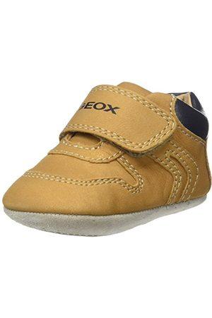 Geox Baby-Pojkar B New Ian Boy C Krabbel- och tofflor, kex marinblå18 EU