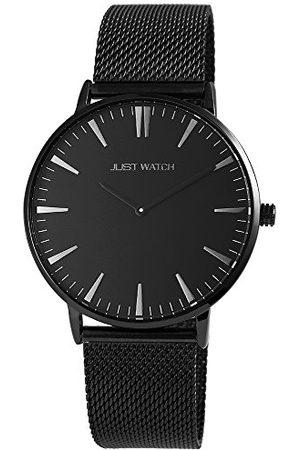 Just Watch Herr analog kvartsklocka med rostfritt stål armband JW20004–020