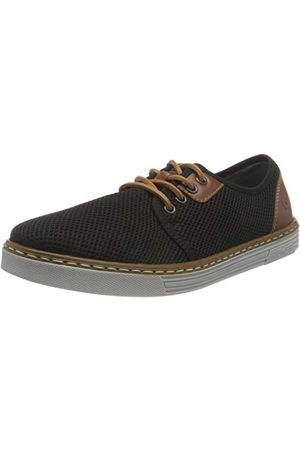 Rieker Herr B4932 sneaker, svart41 EU