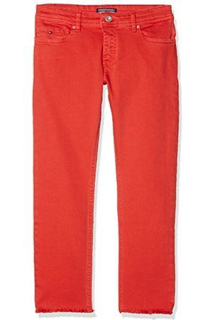 Tommy Hilfiger Flicka Lana Straight Cropped Icpst jeans