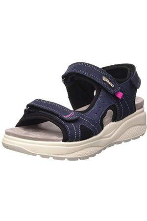 IGI&CO Dam sandalo Donna Dez 51836 platå sandaler, marinblå 5183600-41 EU