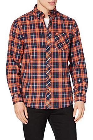 THE INDIAN FACE Herr långärmad skjorta