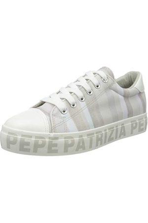 Patrizia Pepe Kids Flickor Ppj63 sneakers, Guld31 EU