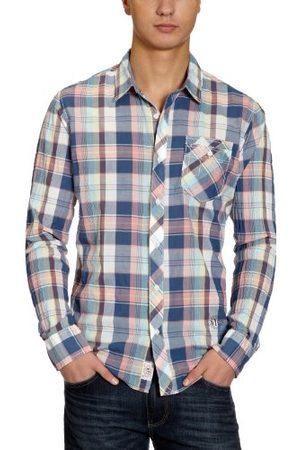 Tommy Hilfiger Män långärmad fritidsskjorta