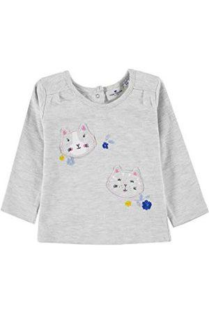 TOM TAILOR Baby-flicka placerad tryckt tröja