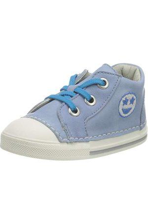Däumling Unisex baby Evi sneakers, blå21 EU