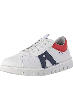 Art Konst unisex vuxnas Ontario Brogues, Multicolour White Jeans White Jeans4 UK