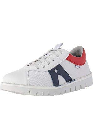 Art Konst unisex vuxnas Ontario Brogues, Multicolour White Jeans White Jeans5 UK