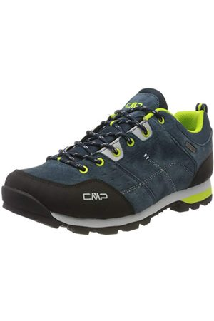CMP – F.lli Campagnolo Herr Alcor Low Shoes Wp vandrings- och vandringsskor, Antracite U423-44 EU