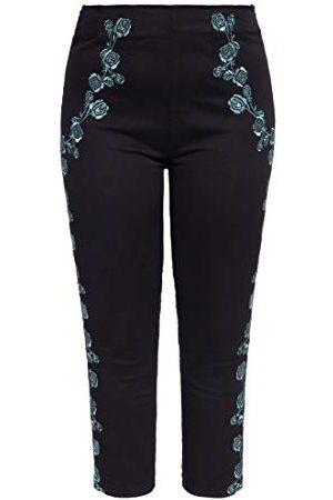 Queen Kerosin Queen fotogen dam (tomma) jeans