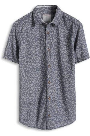 Esprit Man Casual skjortor - Herr Slim Fit fritidsskjorta kort ärm