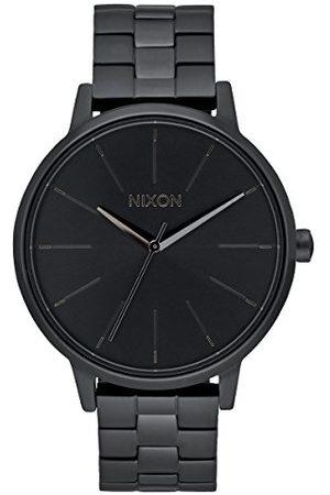 Nixon Unisex analog kvarts klocka med rostfritt stål armband A099-001-00
