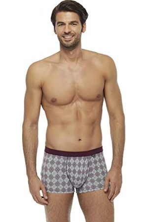 LVB Män Argyle Stretch Cotton Slip