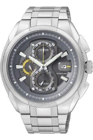 Citizen Herrarmbandsur kronograf super Titanium CA0200-54H