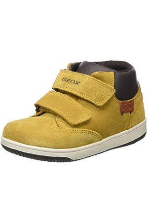 Geox Baby-Boys B New FLICK BOY C ankelstövlar, ( /kaffe), 20 EU