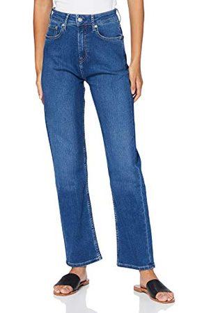 Pepe Jeans Dam Lexi himmel höga raka jeans
