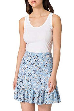 Pieces Dam pcgertrude Mw Skirt kjol