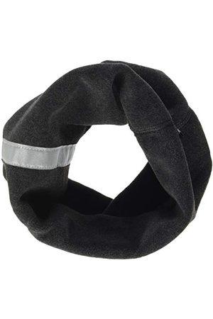 Sterntaler Unisex baby halsduk kallt väder halsduk, antracit mel, 2