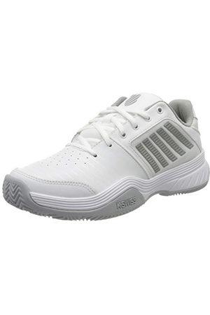 Dunlop Herr Court Express Hb Sneaker, högupplöst silver42 EU