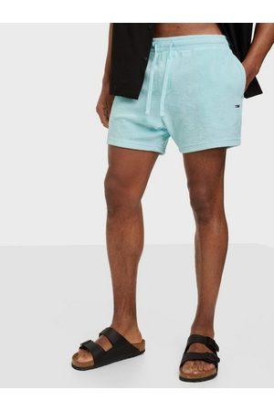 Tommy Hilfiger Tjm Toweling Short Shorts Blue