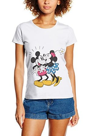 Disney Kvinnors Musse Pigg Mimmi kyss toppar