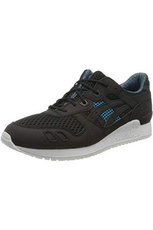 Asics Unisex gel-Lyte Iii Dn6l0-9090 sneaker, Black 001-43.5 EU