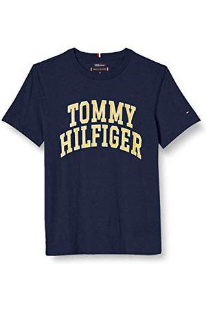 Tommy Hilfiger Pojkar Hilfiger Logo Tee S/S skjorta