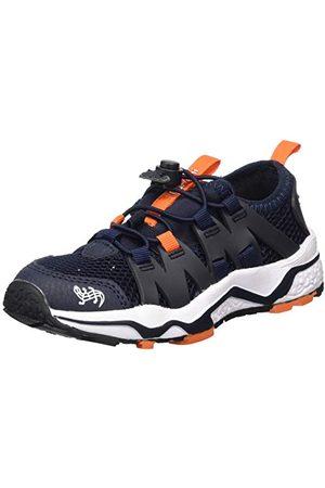 Lurchi Pojkar Loox Sneaker, marinblå 32-34 EU