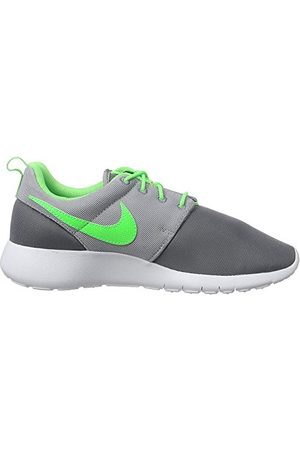 Nike Herr Roshe One Gs 599728-025 Low-Top, Cool Grey Green Strike Wolf Grey White38.5 EU