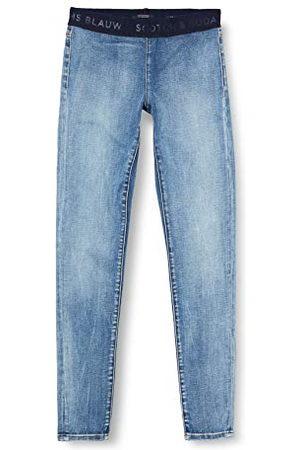 Scotch&Soda Flicka Le FlexNew Blue Mid Jeans