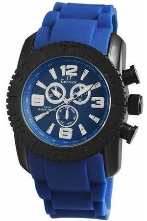 Shaghafi Herr analog kvartsklocka med gummi armband 22747300006