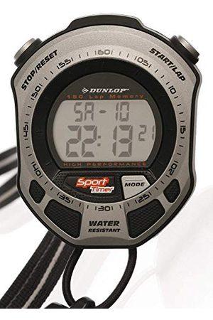 Dunlop Unisex vuxna digital kvartsklocka med PU-armband DUN139G02