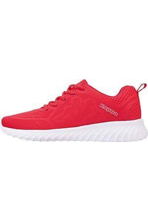 Kappa Apel sneakers för kvinnor och män | sportiga fritidsskor för Casual Outfits | snygga unisex träningsskor | sula med lätt profil, mjukt foder, Fr 2810-38 EU