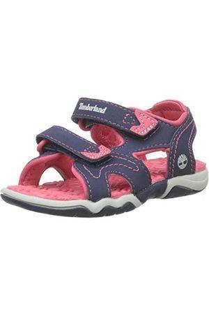 Timberland Unisex barn äventyr sökare 2 strap_tb0a1jzl sandaler, marinblå30 EU