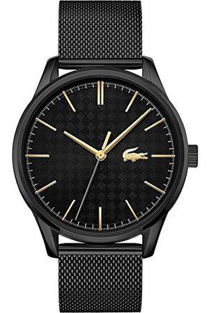 Lacoste Herr analog kvartsklocka med rostfritt stålrem 2011105