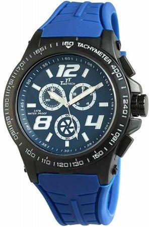 Shaghafi Herr analog kvartsklocka med gummi armband 22747300005