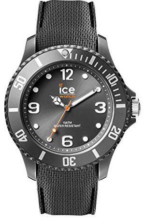Ice-Watch ICE sexy nio antracitherr (unisex) armbandsur med silikonrem007280 (medium)