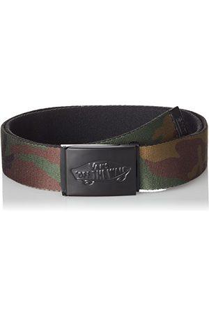 Vans Herr Shredtor Ii Web Belt bälte, (Classic Camo), One size